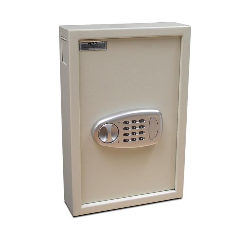 Toppen Nyckelskåp med kodlås, för 100 nycklar, B350xD130xH550 mm, SJ-77